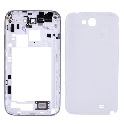 Chassis completo per Samsung Galaxy Note II - N7100 Bianco