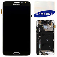 LCD-+-TOUCH-ORIGINALE-GALAXY-NOTE-3-NEO-(N7505)-NERO
