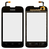 Touchscreen per Huawei Ascend U8666 U8685 Y210 Nero
